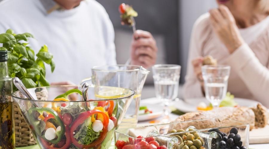 Artrite reumatoide: un aiuto dalla dieta mediterranea