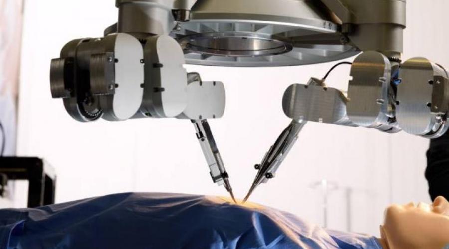 Chirurgia ortopedica e ROBOT: ecco la verità