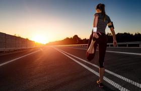 La corsa non è nemica delle ginocchia