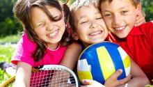 Bambini, sempre più diffusi gli infortuni da sport